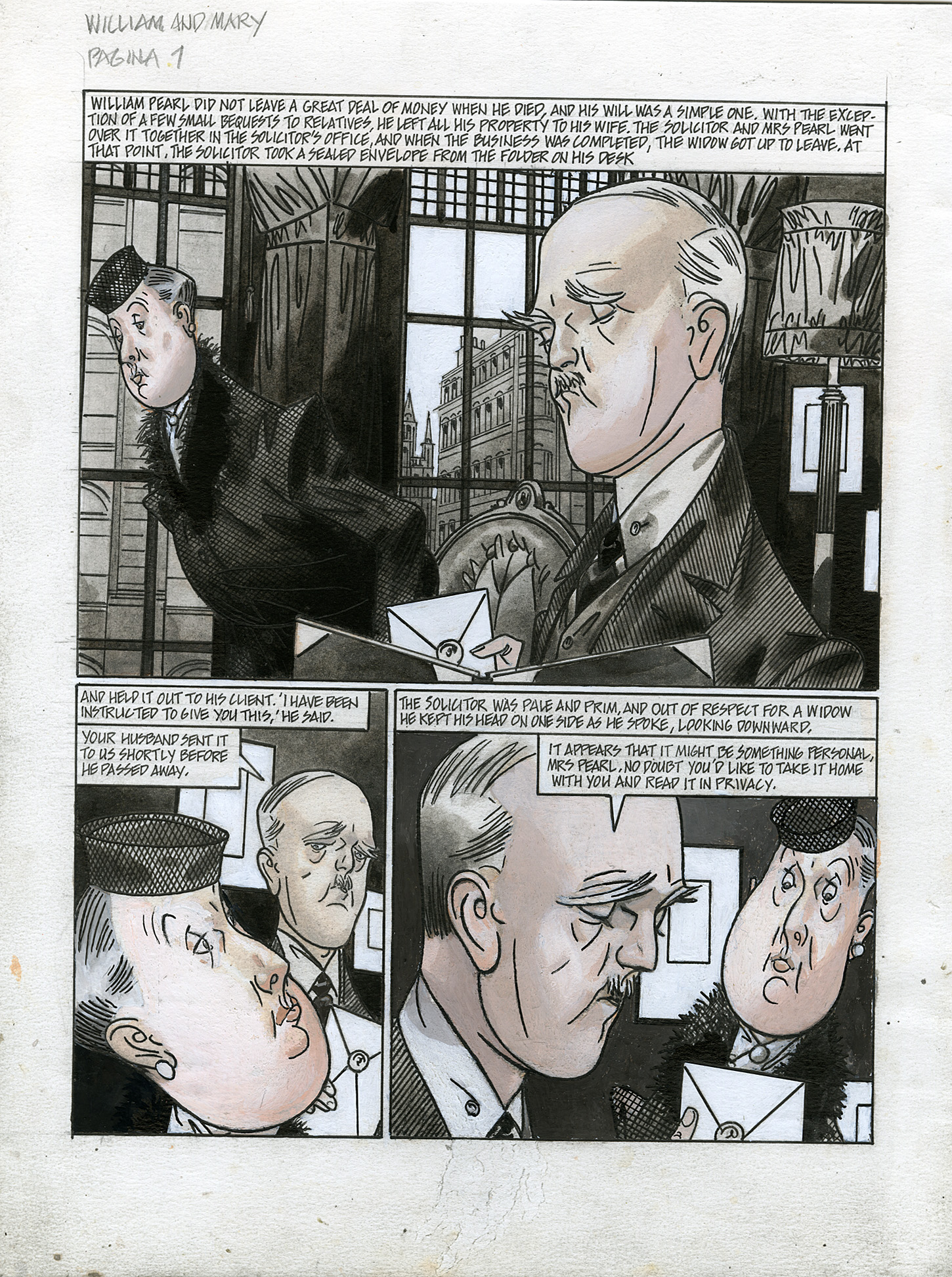 Dick Matena James Joyce Ulysses 1
