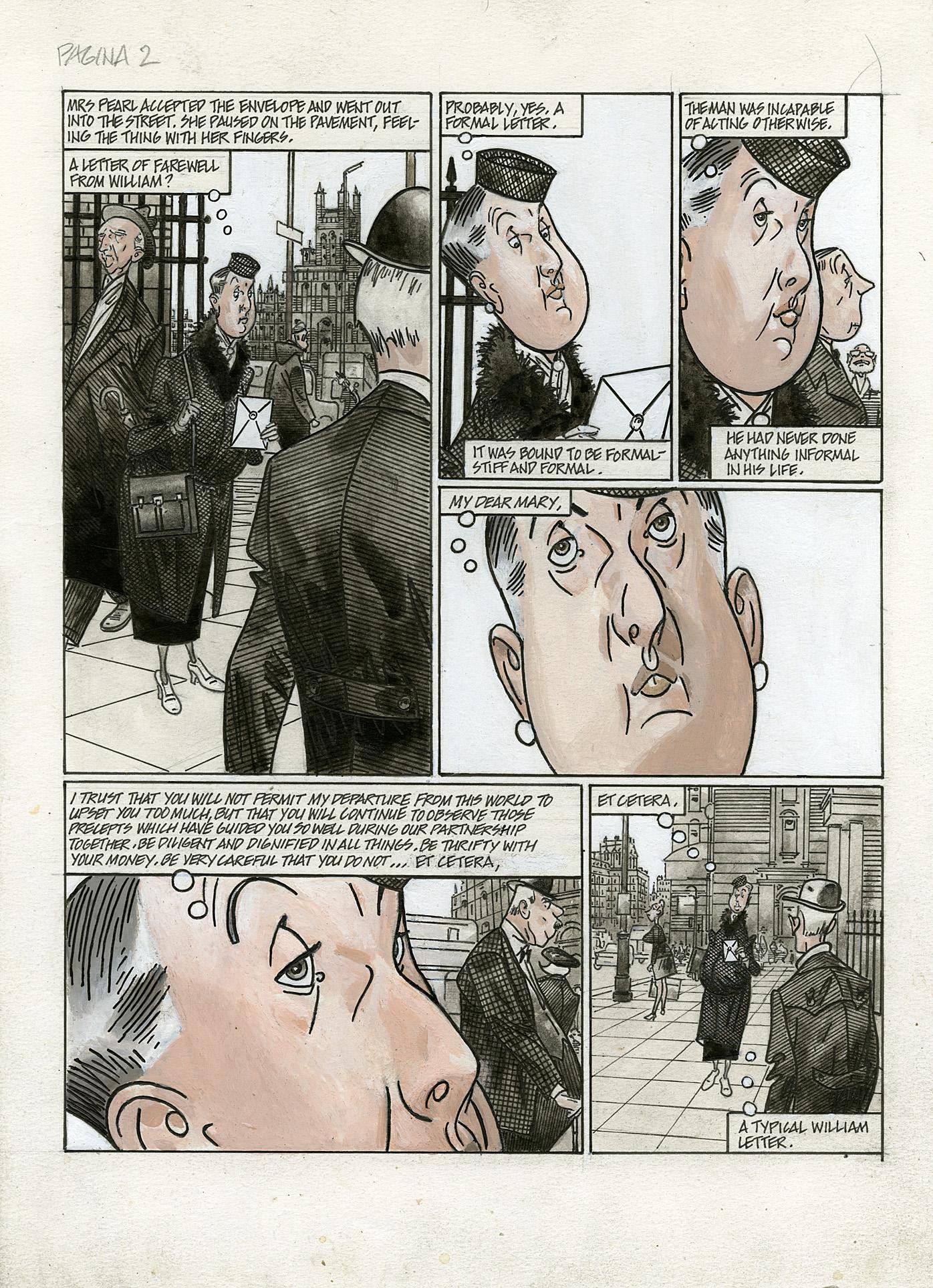 Dick Matena James Joyce Ulysses 2